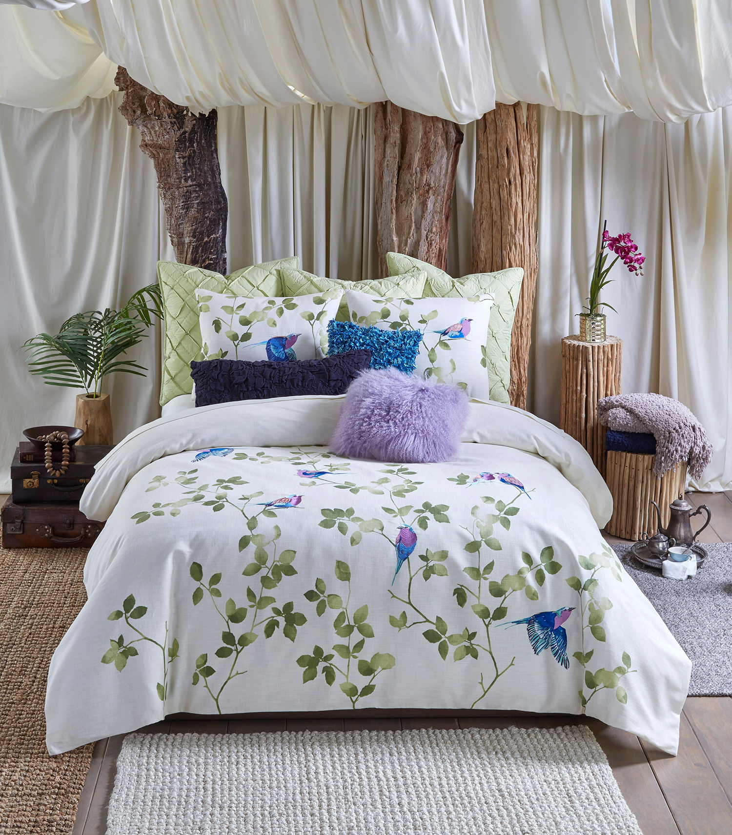 tanzania lemala by blissliving home bedding  beddingsuperstorecom - zoom in