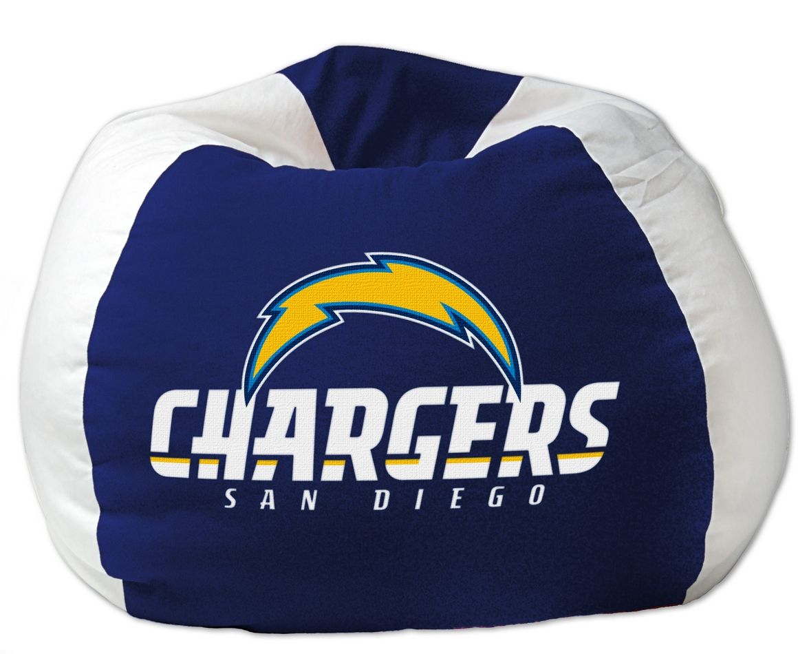 San Diego Chargers Bean Bag Beddingsuperstore Com