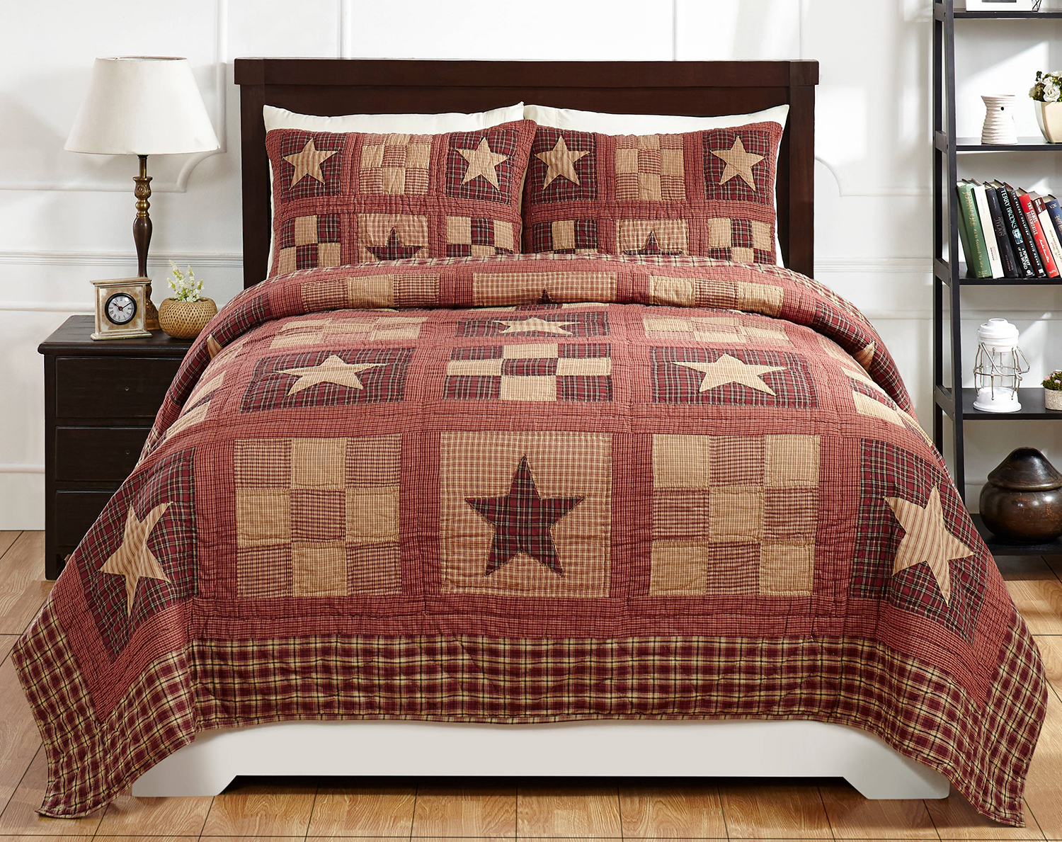 Bradford Star By Olivias Heartland Quilts