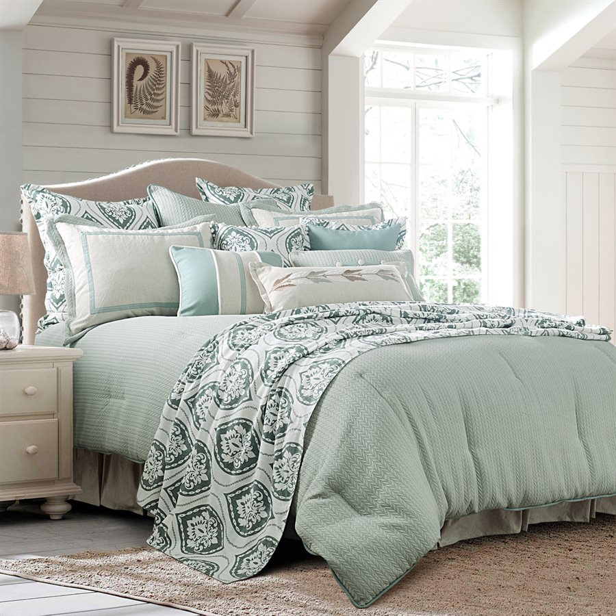 Bedding Decor: Belmont By HiEnd Accents HomeMax