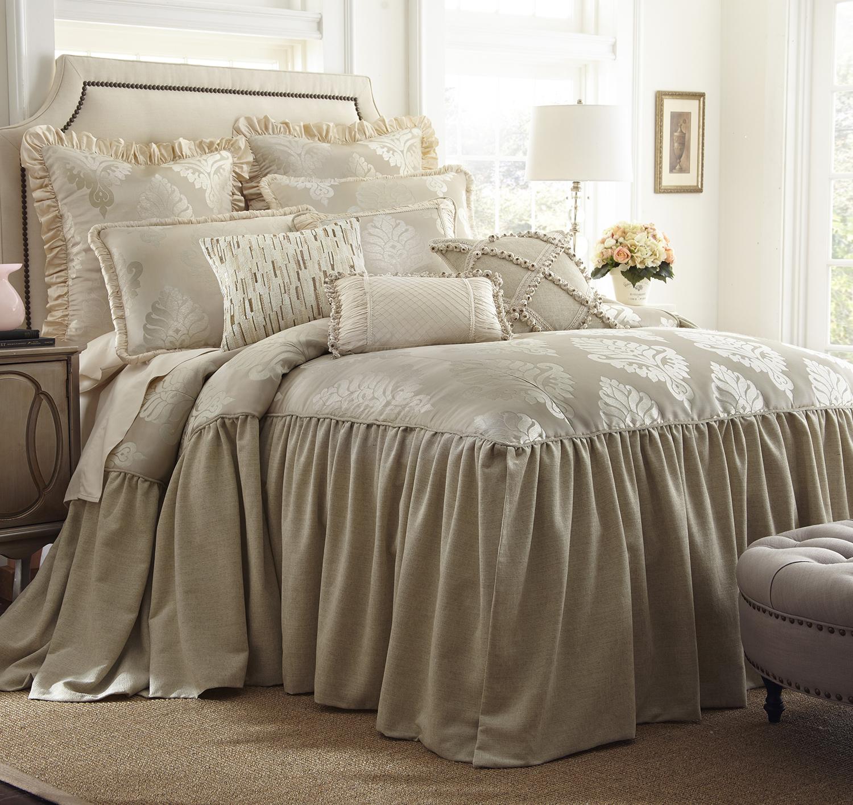 Jacqueline by Austin Horn Luxury Bedding ...