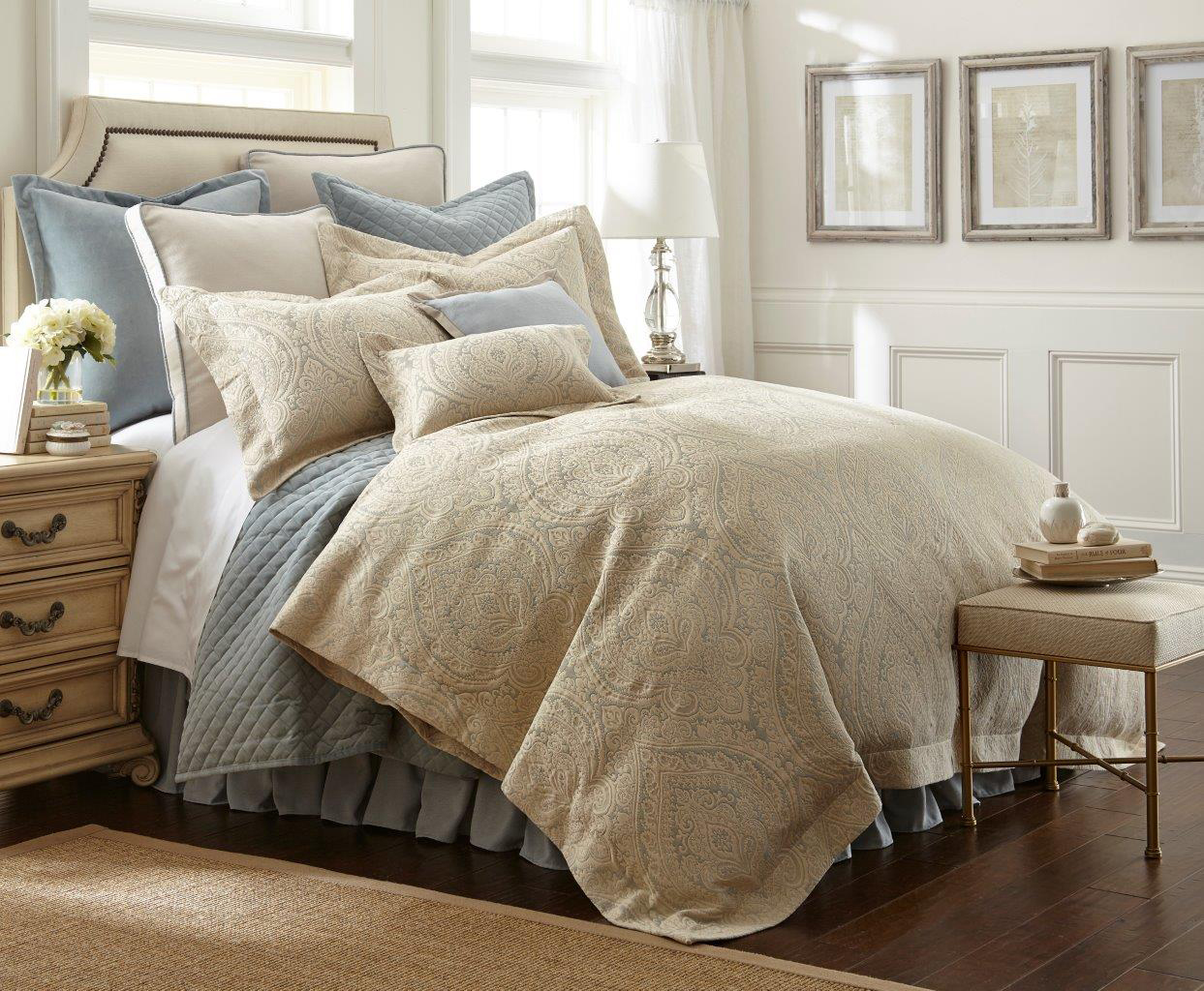 Abigail By Austin Horn Luxury Bedding Beddingsuperstore Com