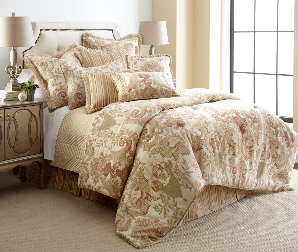 Cherub By Austin Horn Luxury Bedding Beddingsuperstore Com