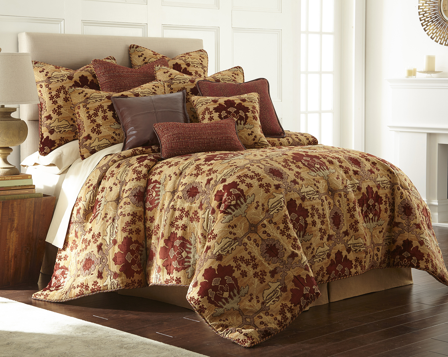 Dakota By Austin Horn Luxury Bedding Beddingsuperstore Com