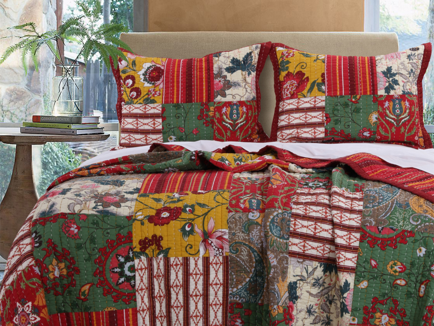 Arcadia By Greenland Home Fashions Beddingsuperstore Com