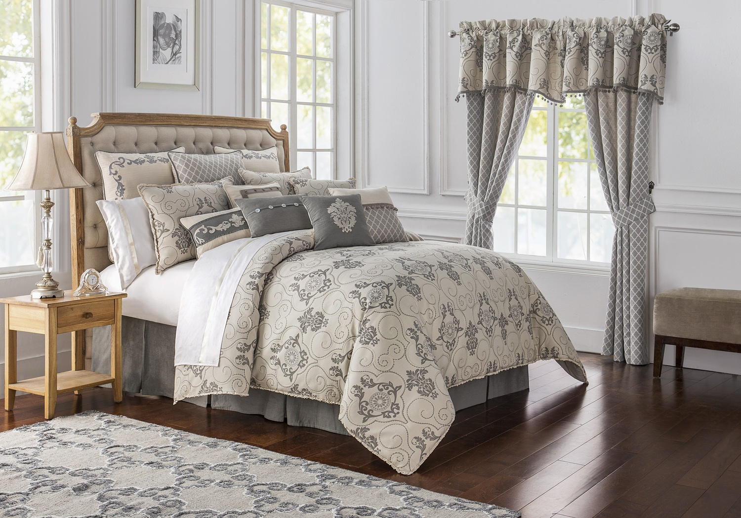 Maura Natural Waterford Luxury Bedding Beddingsuperstore Com