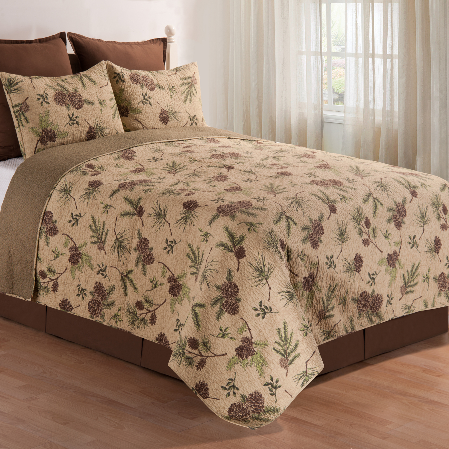 Woodland Retreat By C Amp F Quilts Beddingsuperstore Com