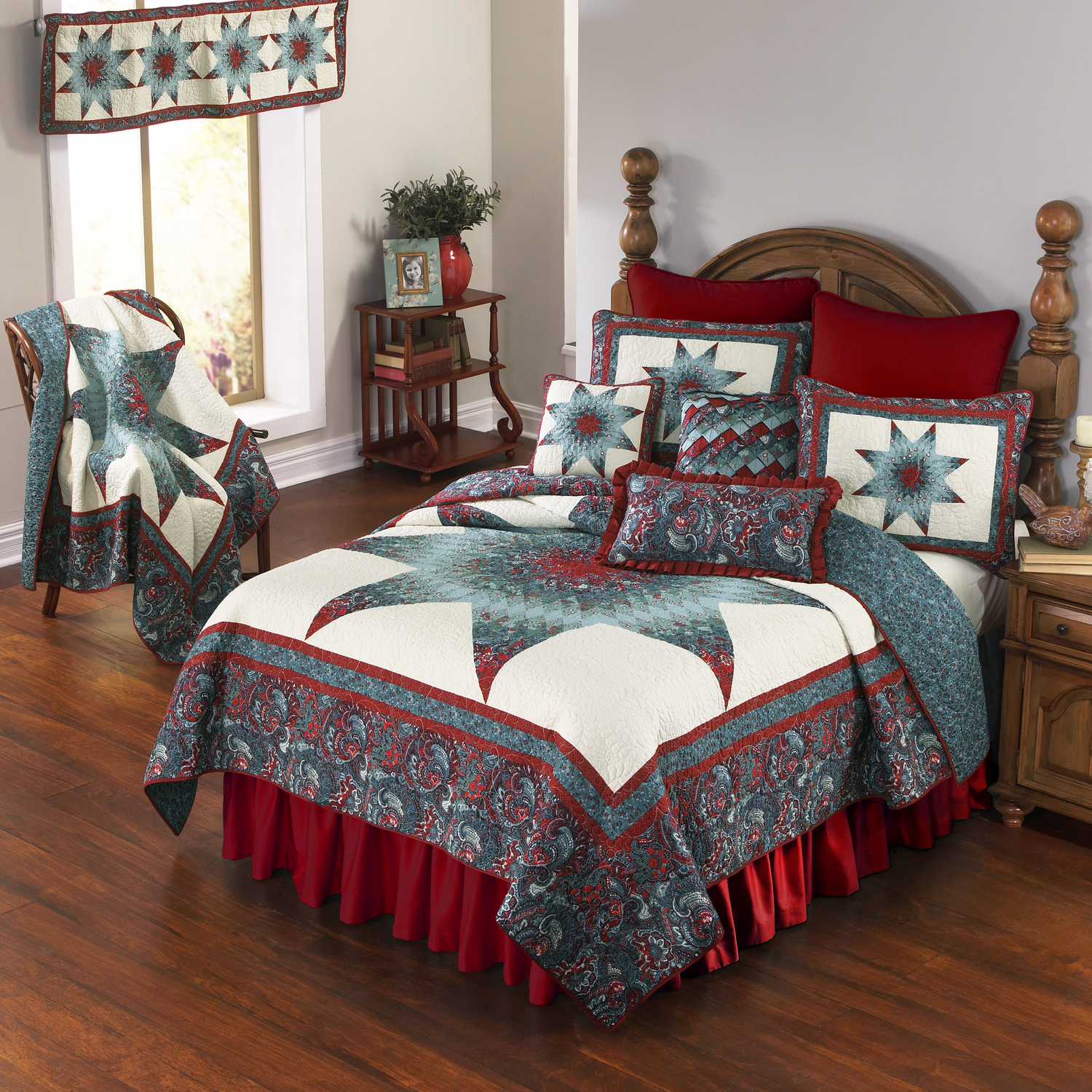 Abilene Star By Donna Sharp Quilts Beddingsuperstore Com