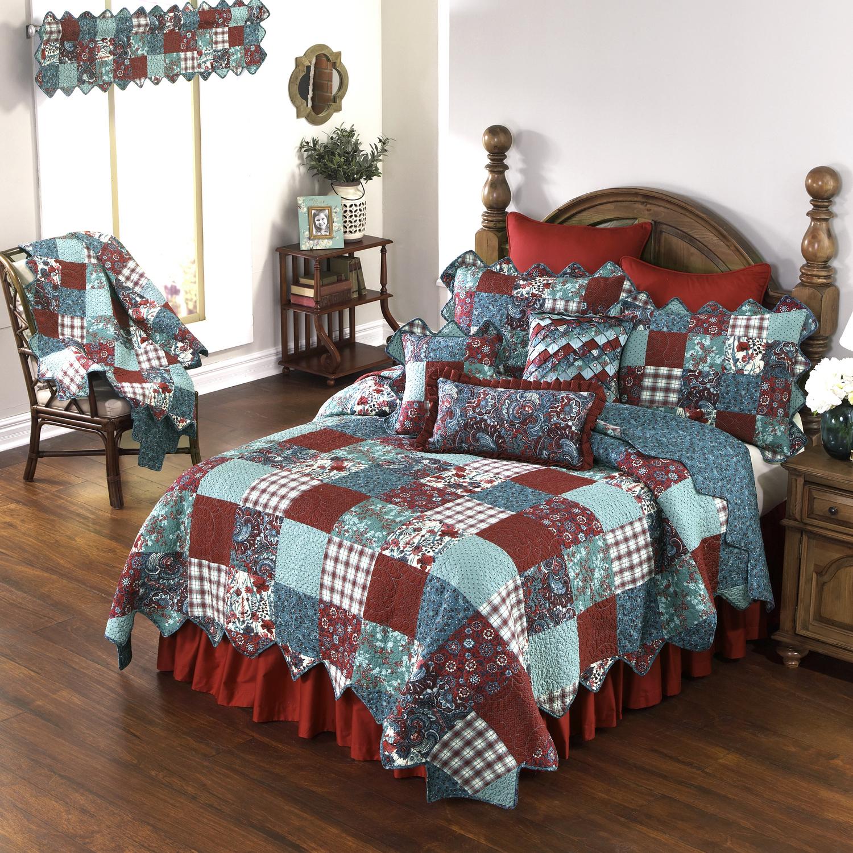 Abilene Patch By Donna Sharp Quilts Beddingsuperstore Com