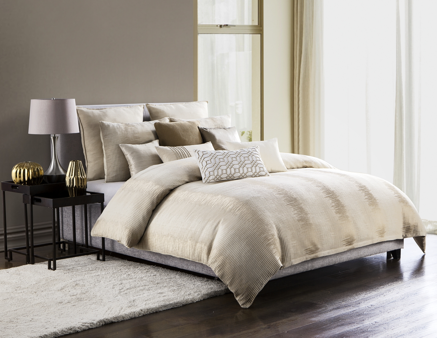 Windham Straw by Highline Bedding Co.