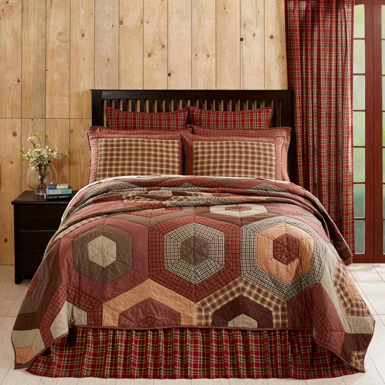 Graham By Vhc Brands Quilts Beddingsuperstore Com