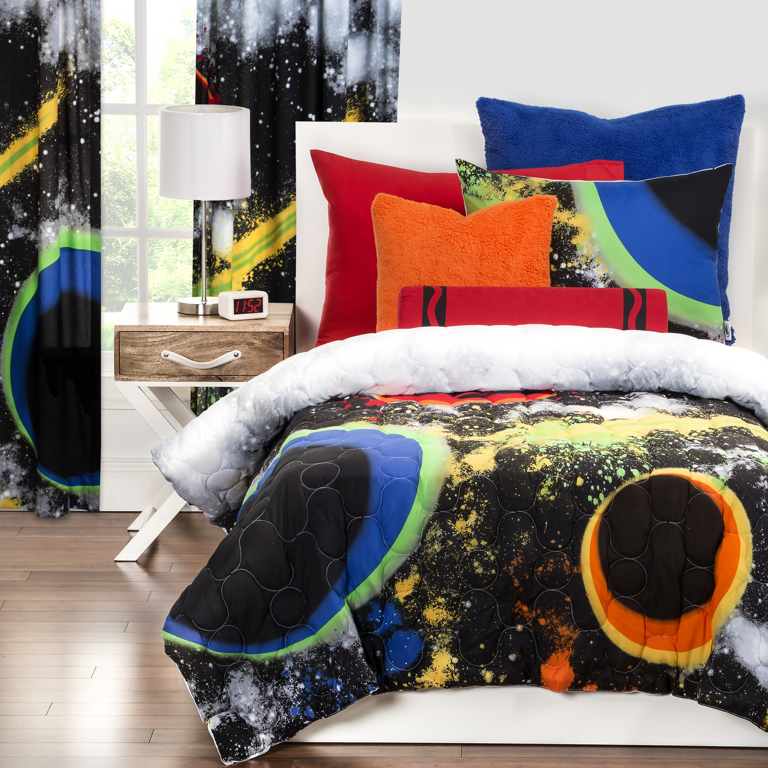 Out of This World  by Crayola Bedding