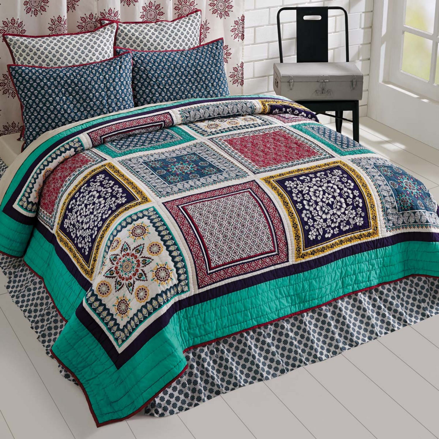 Mariposa By Vhc Brands Quilts Beddingsuperstore Com