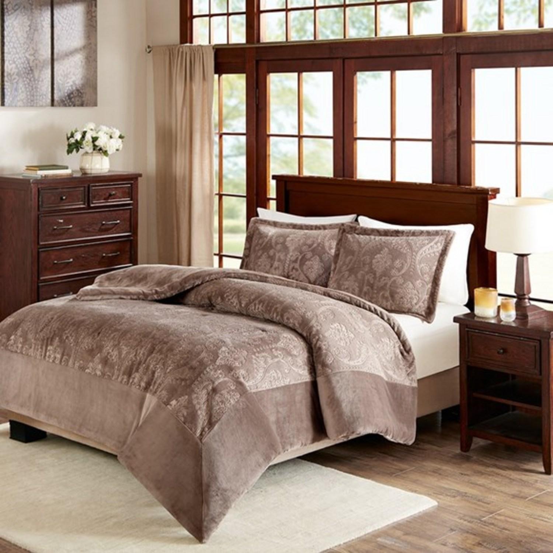 Kramer Taupe By Premier Comfort Beddingsuperstore Com