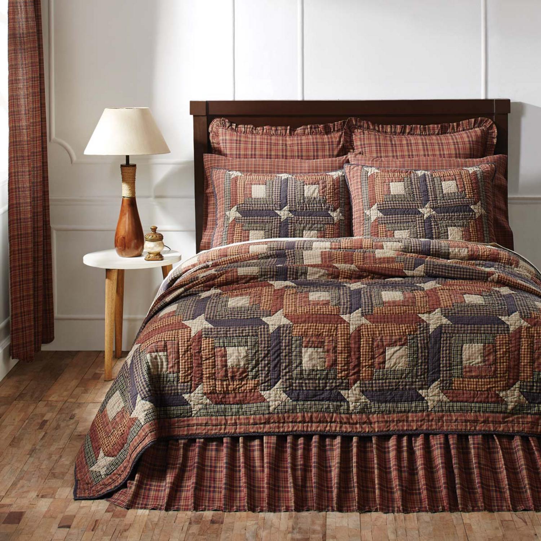 Parker By Vhc Brands Quilts Beddingsuperstore Com