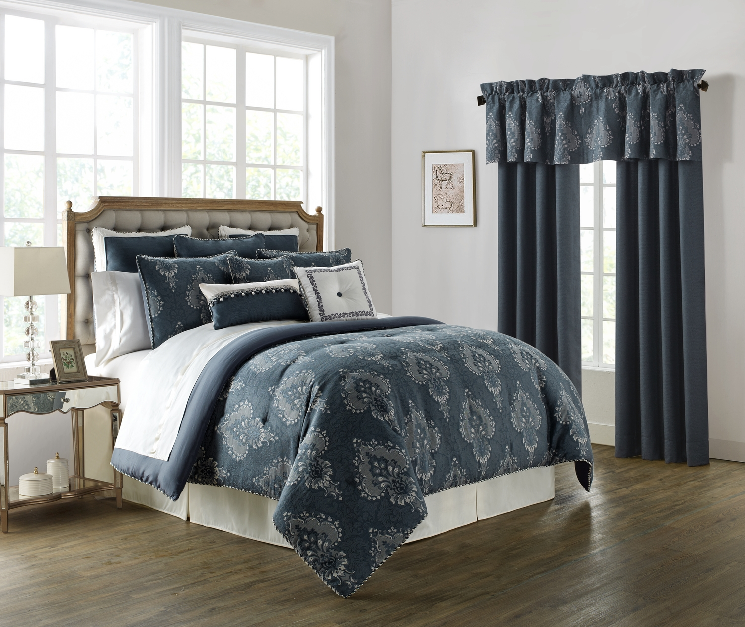 Desirie Lake By Waterford Luxury Bedding