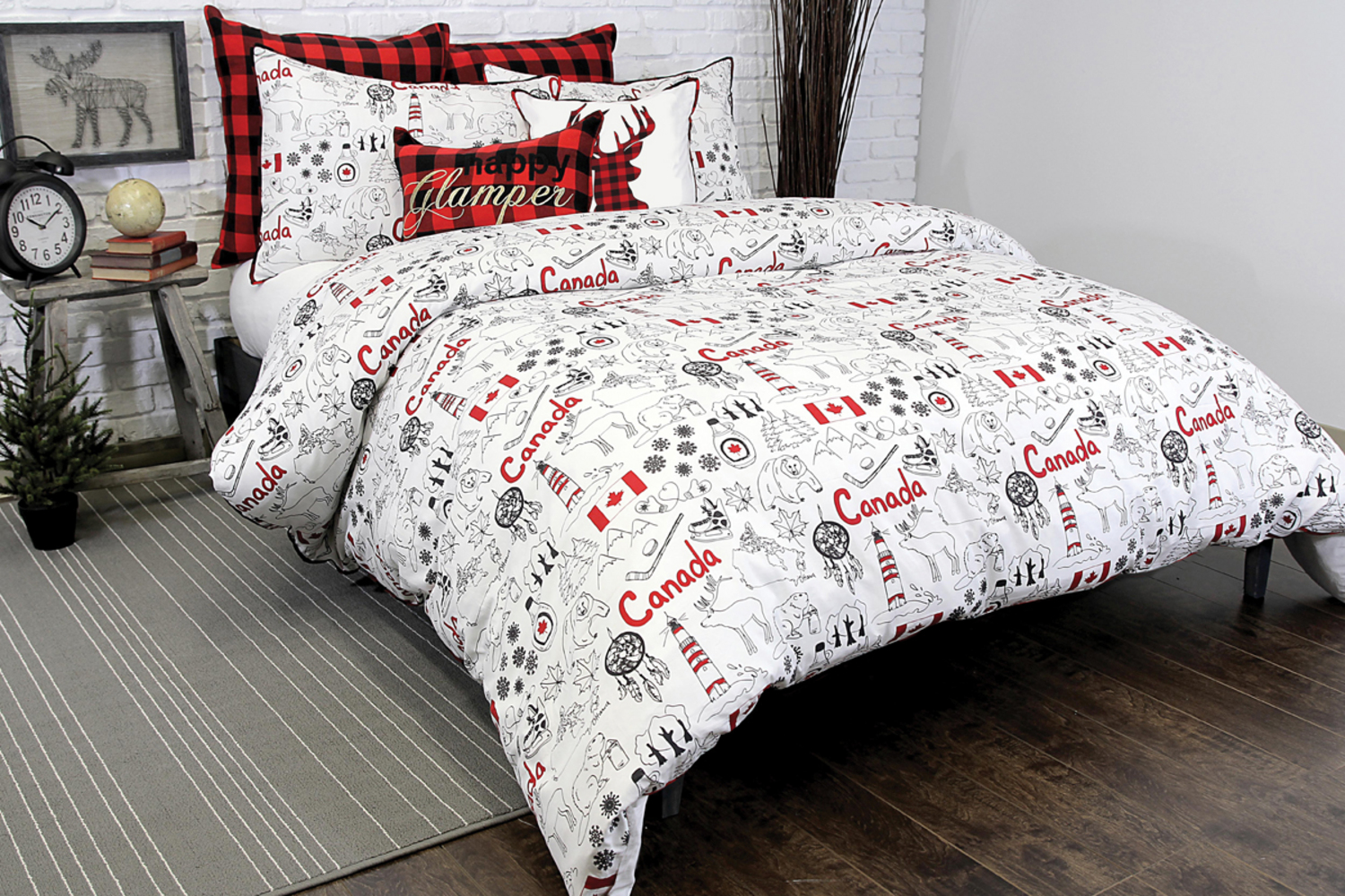Great White North By Alamode Home Beddingsuperstore Com