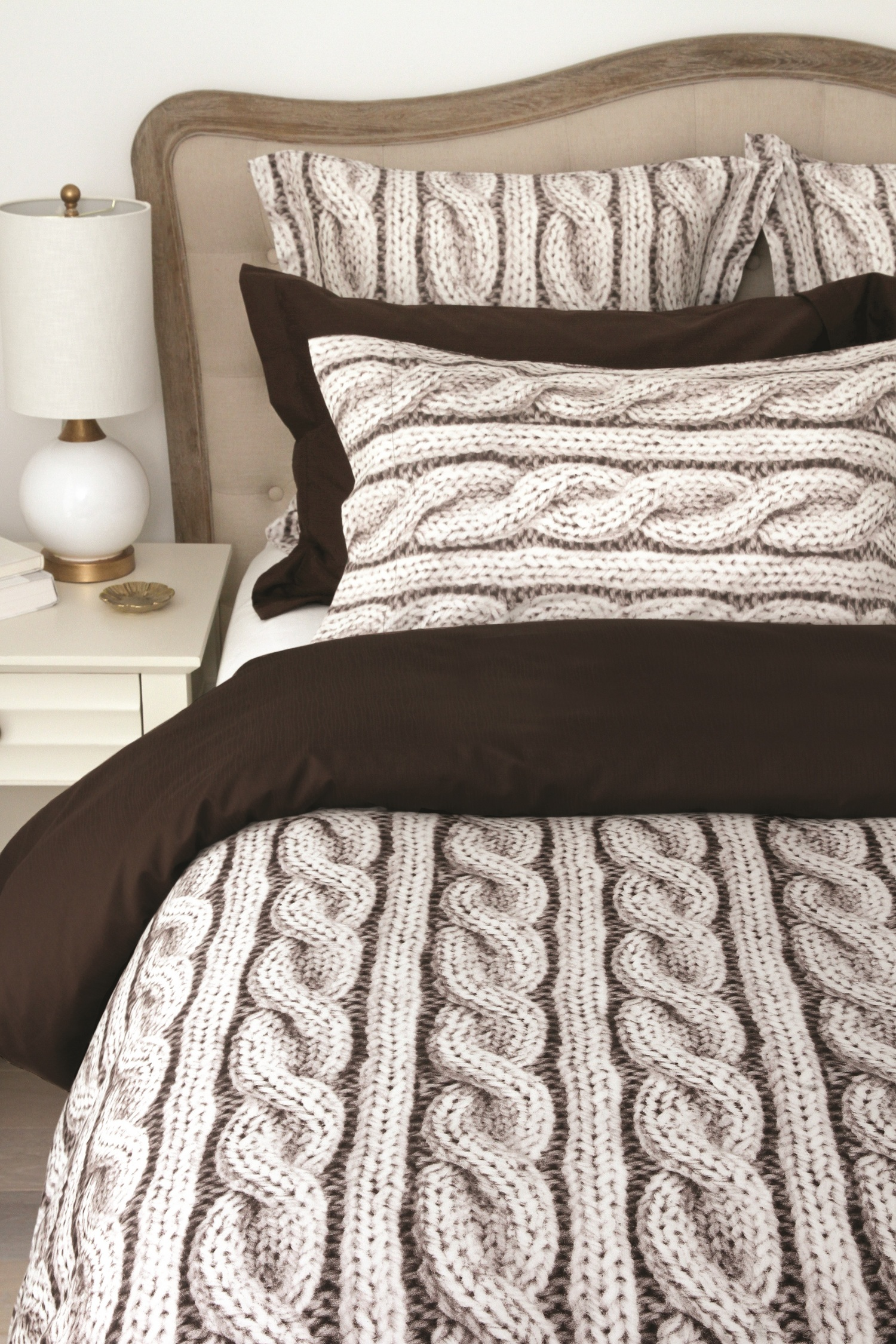Cable Knit By Cd Bedding Of Ca Beddingsuperstore Com