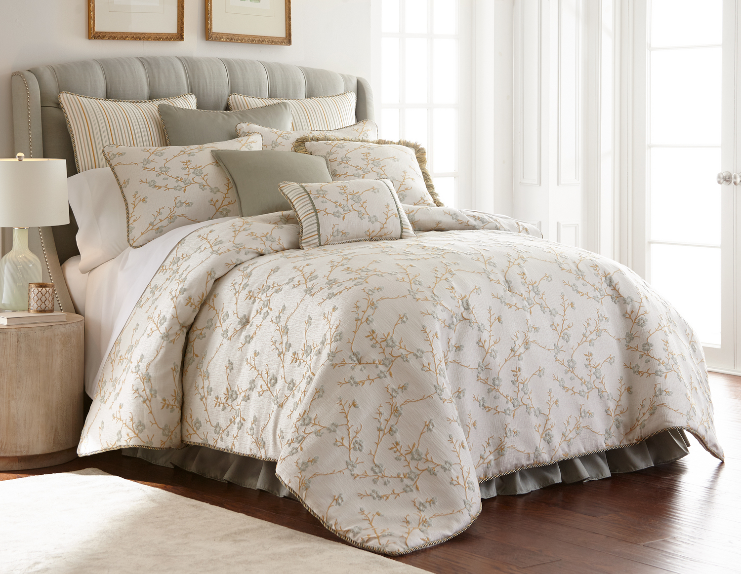 Lexington By Austin Horn Luxury Bedding