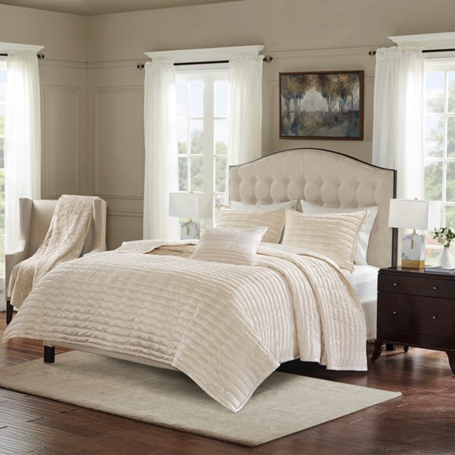 Chandler Available In 4 Colors By Bombay Bedding