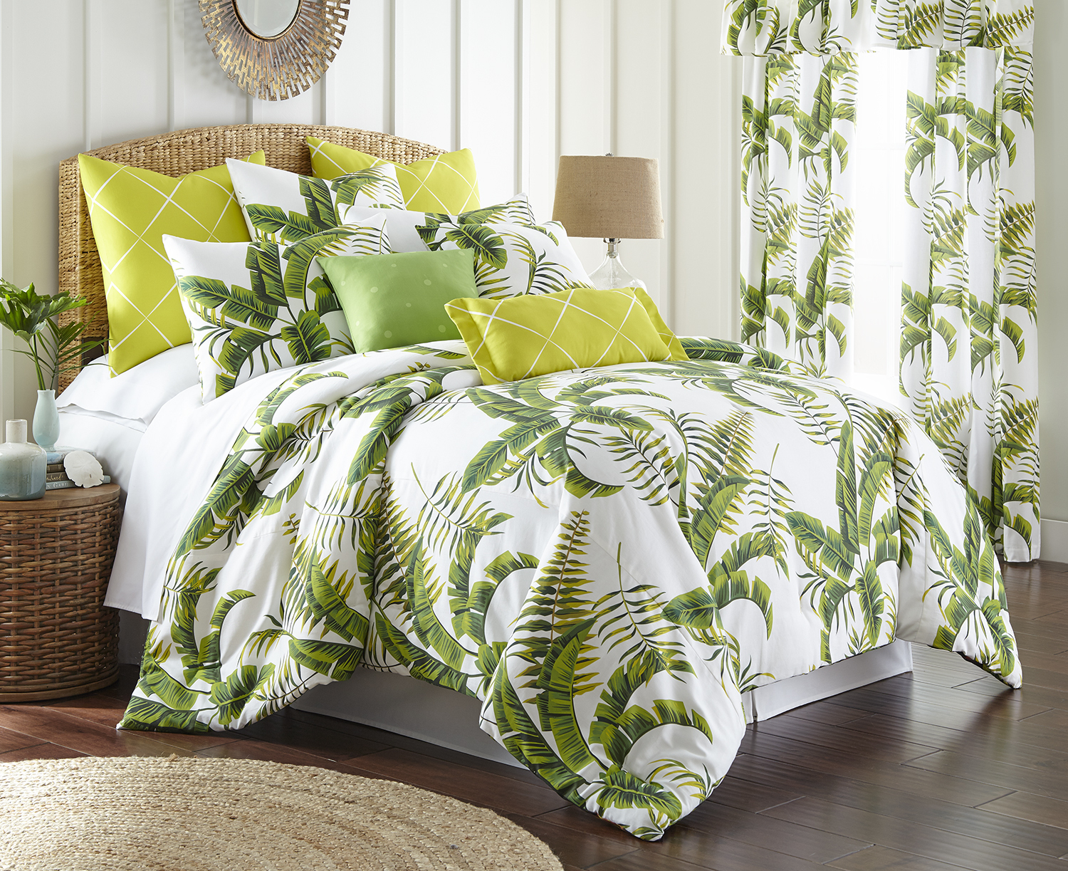 Tropic Bay By Colcha Linens Beddingsuperstore Com