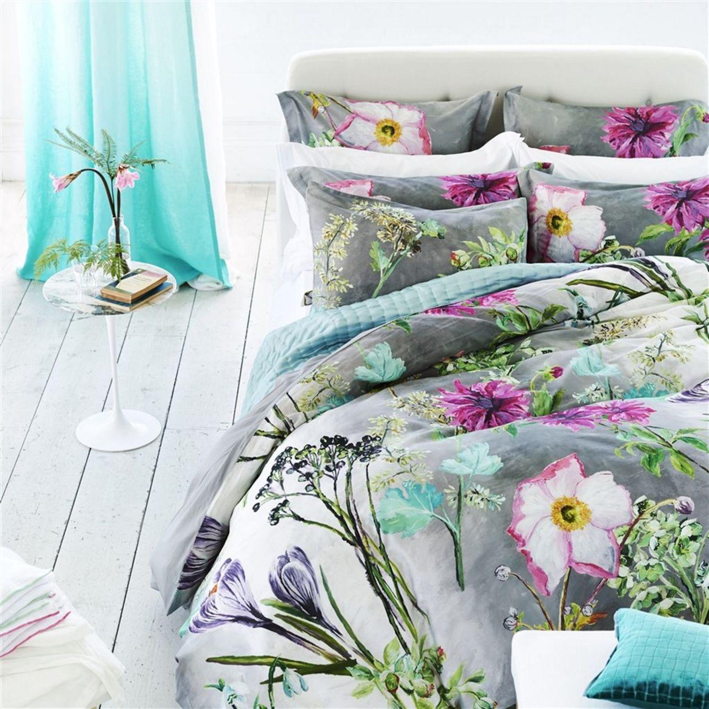 Madhuri Camellia Pillow Case Standard Beddingsuperstore Com