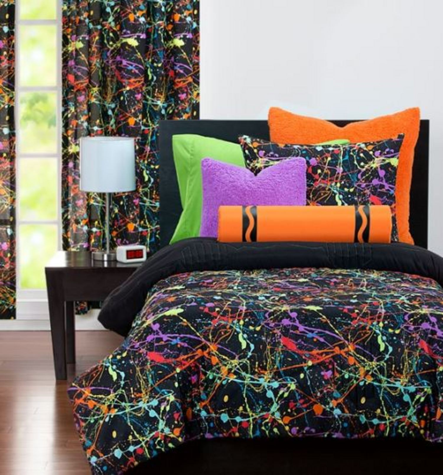 Bright Color Sheets Bedding