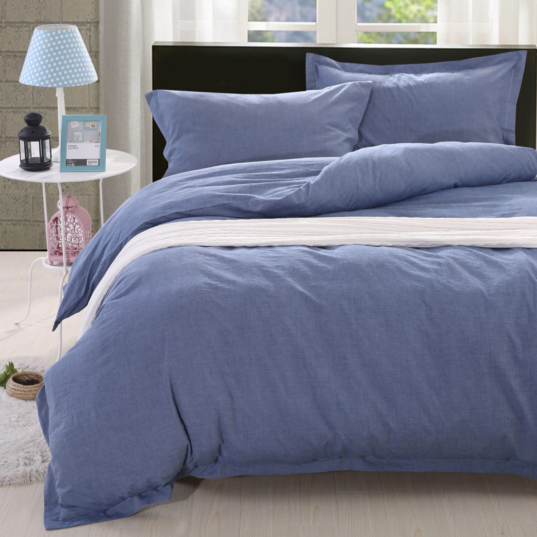 Denim Chambray By Daniadown Bedding Beddingsuperstore Com