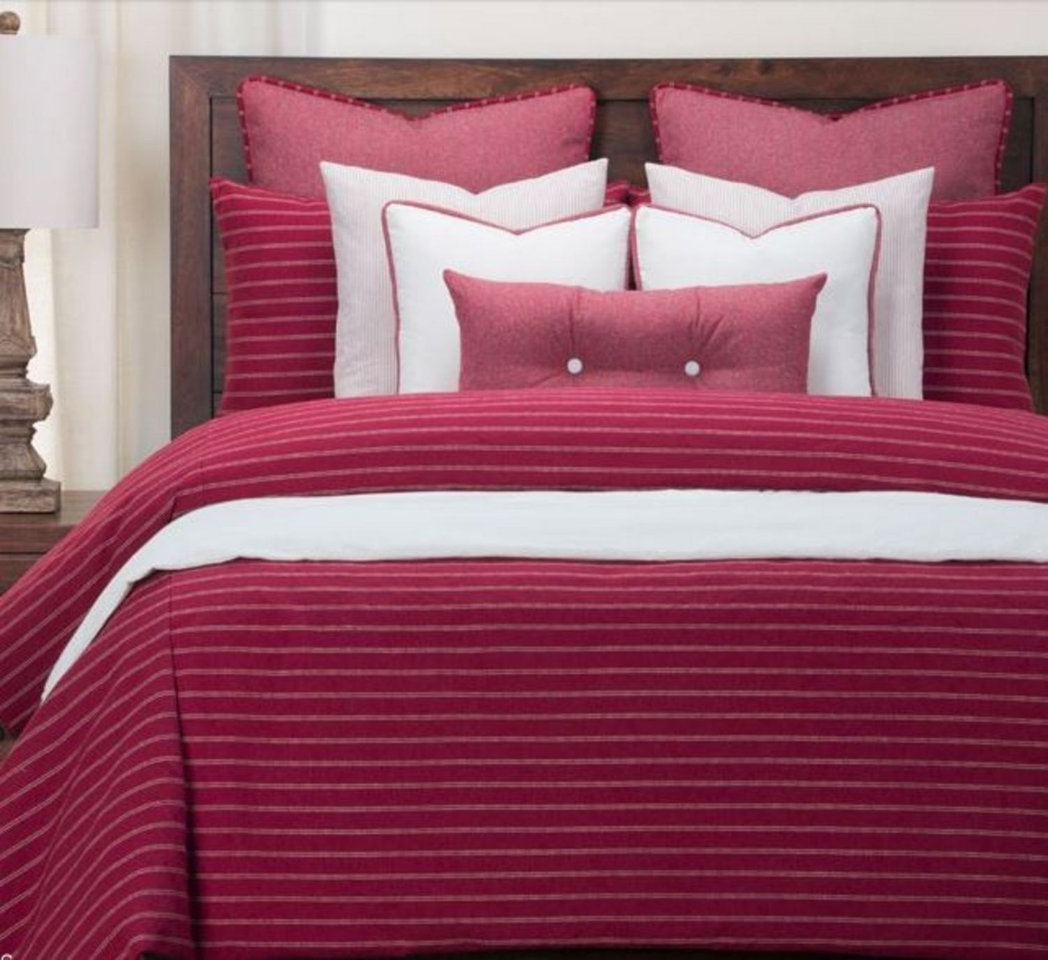 Pink Daybed Cover