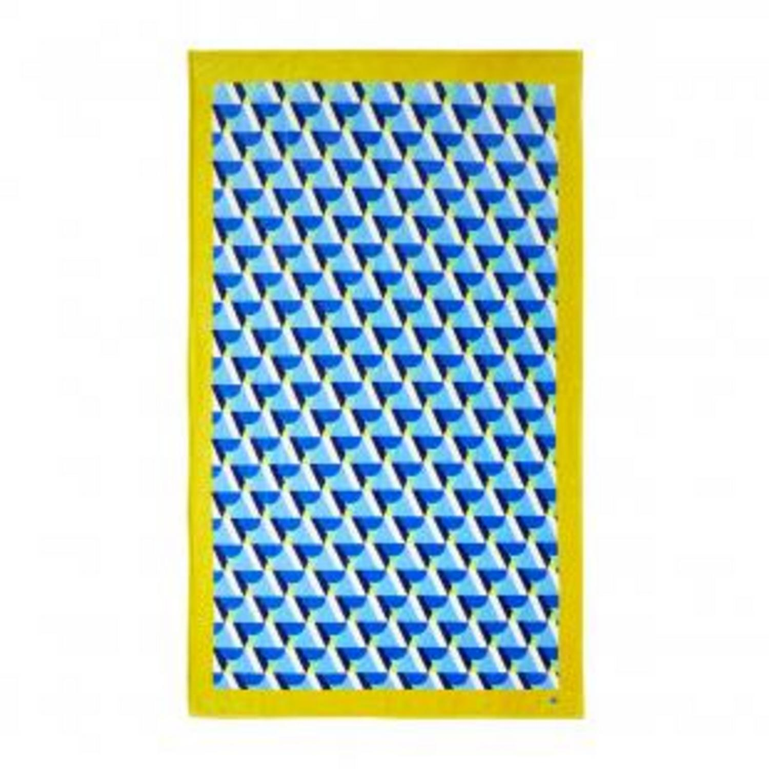 Nautic Beach Towel by Yves Delorme Paris Bedding