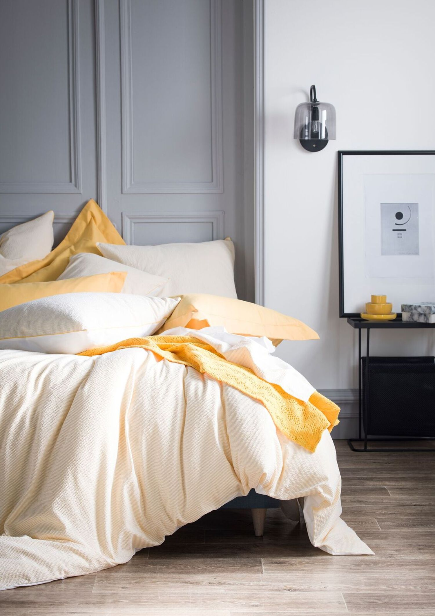 Tempo Jaune by Essix Home Collection