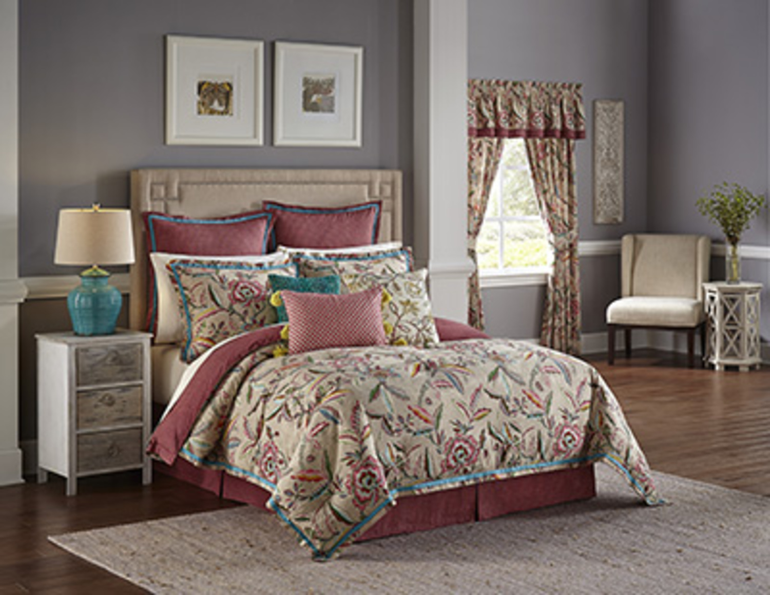 Key Of Life By Waverly Bedding Collection