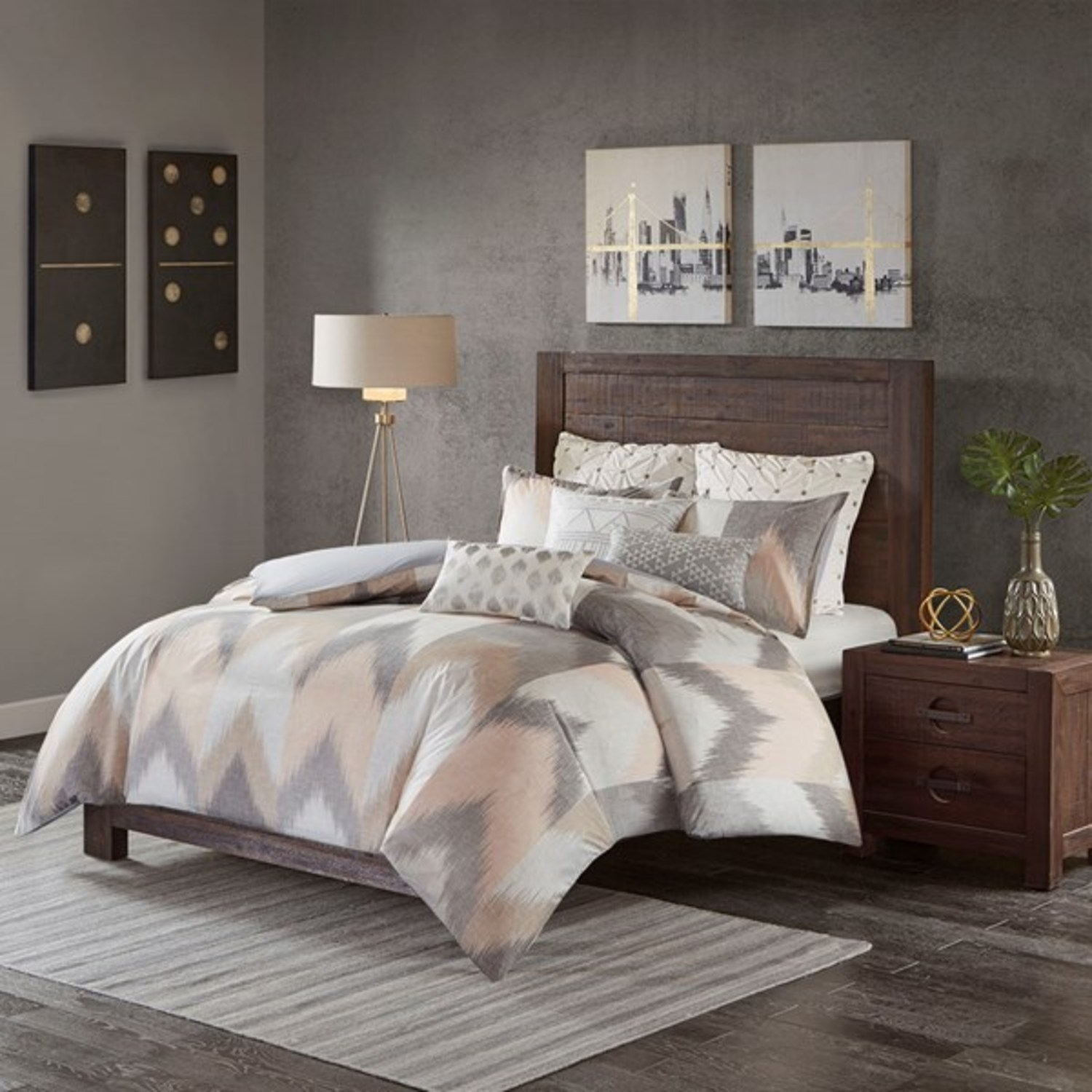 Alpine Blush By Ink Amp Ivy Bedding Beddingsuperstore Com