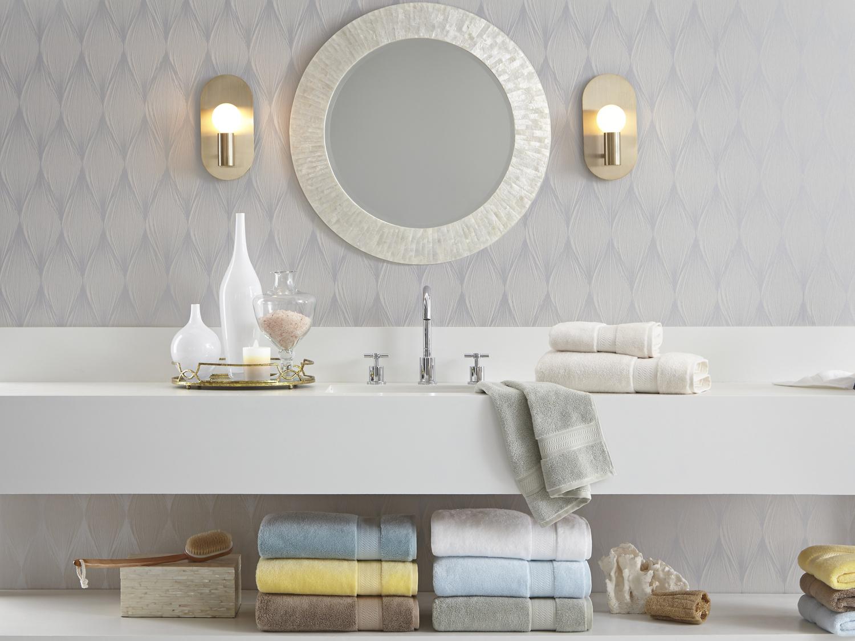 Amira Luxury Towels By Sferra Fine Linens