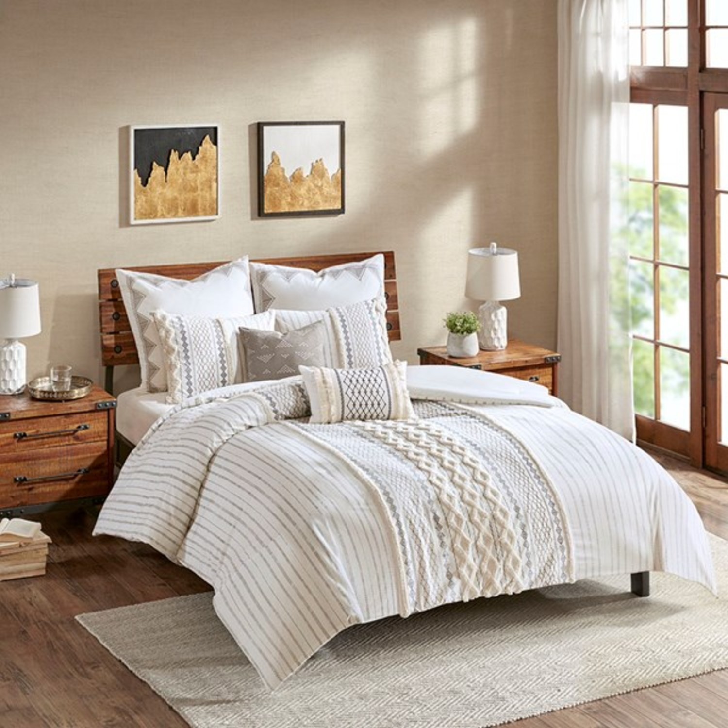 Imani by Ink & Ivy Bedding