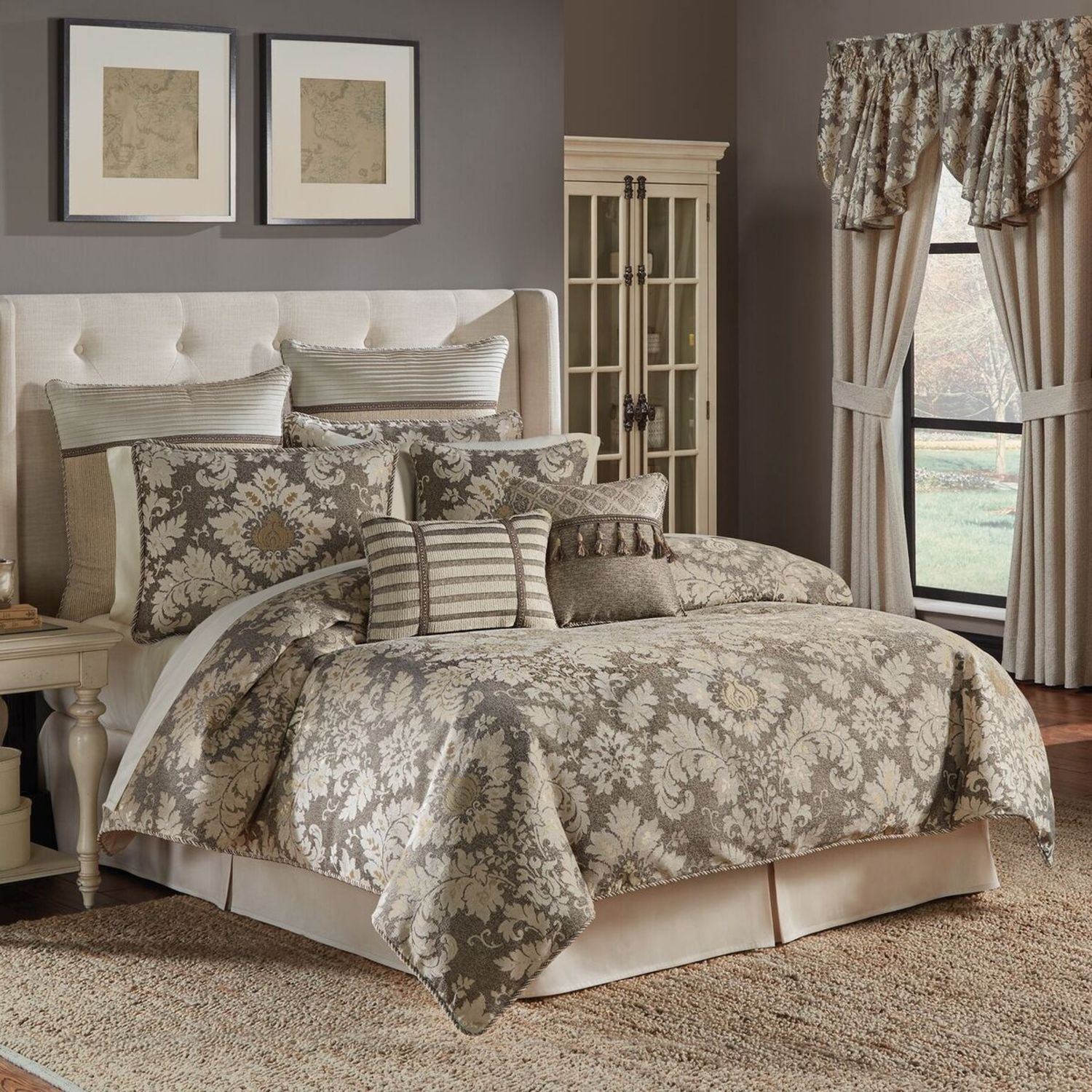 Nerissa by Croscill Home Fashions