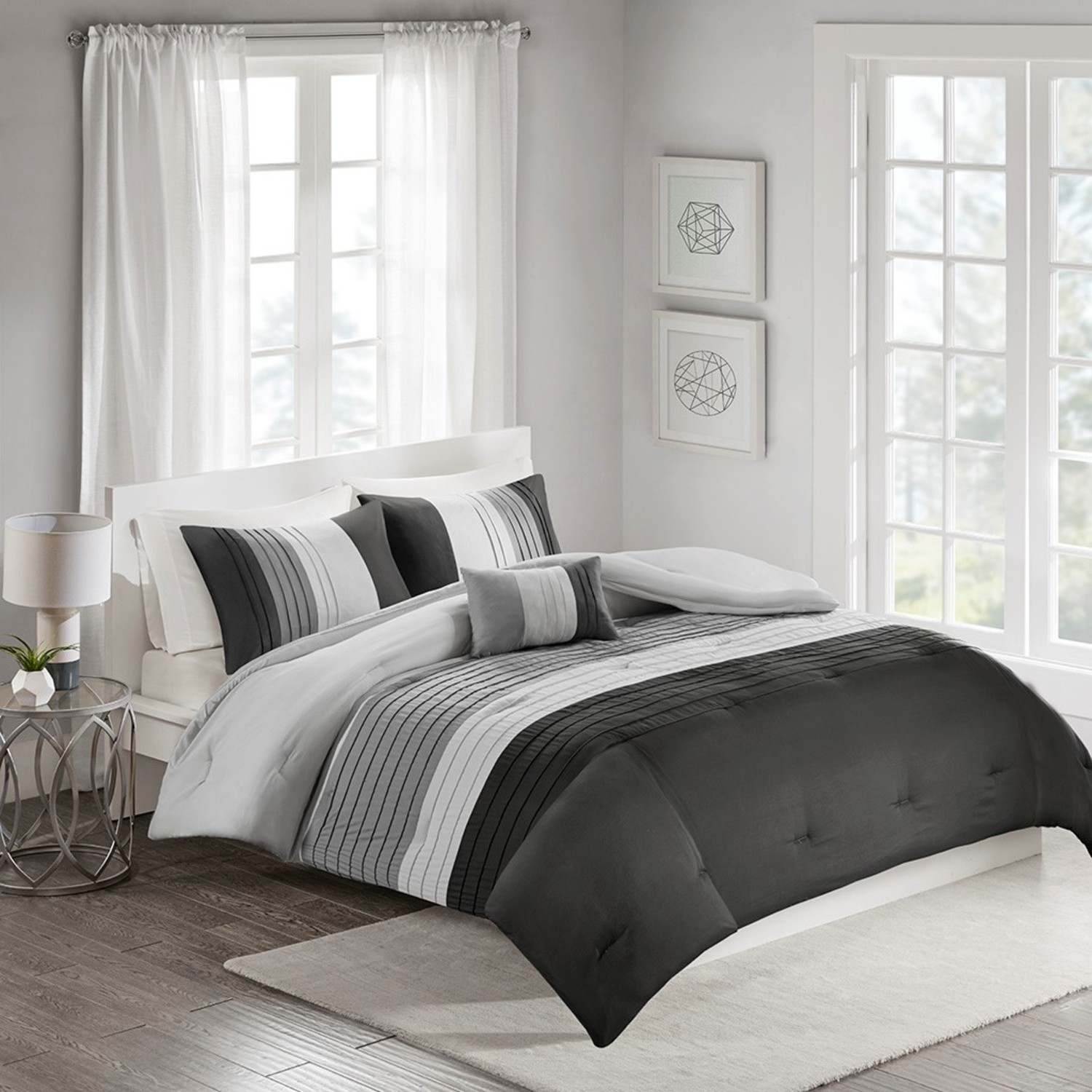 Terence Black by FiveTen 510 Designs Bedding