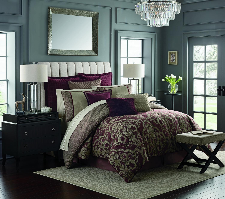 Amarah By Waterford Luxury Bedding Beddingsuperstore Com