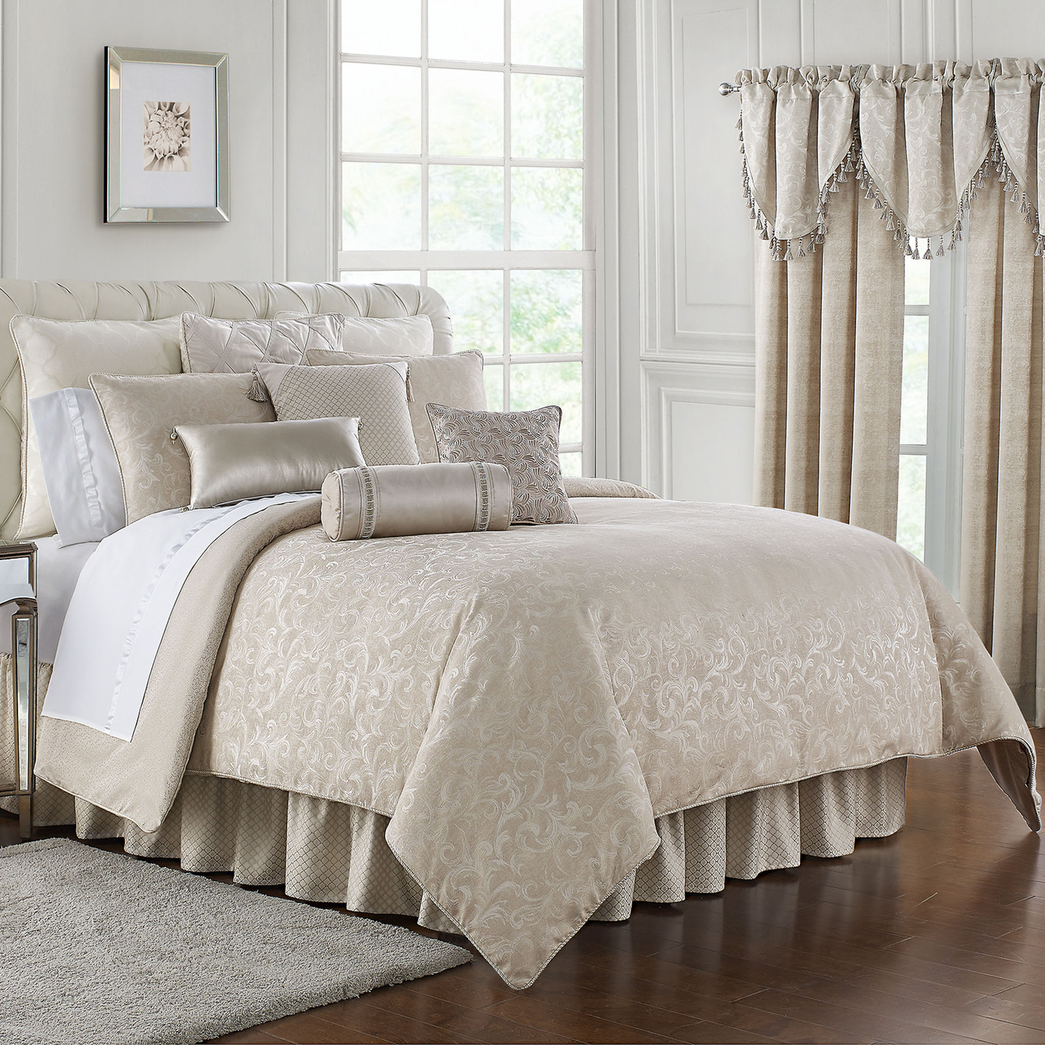 Gisella by Waterford Luxury Bedding   BeddingSuperStore.com
