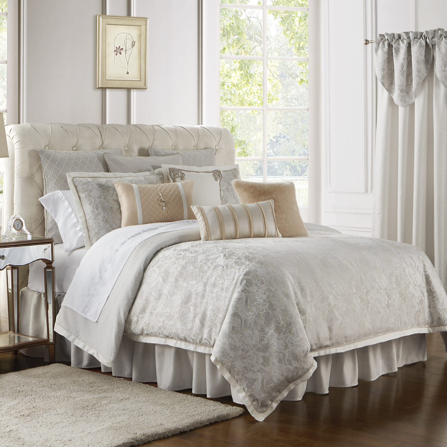 Belissa By Waterford Luxury Bedding Beddingsuperstore Com