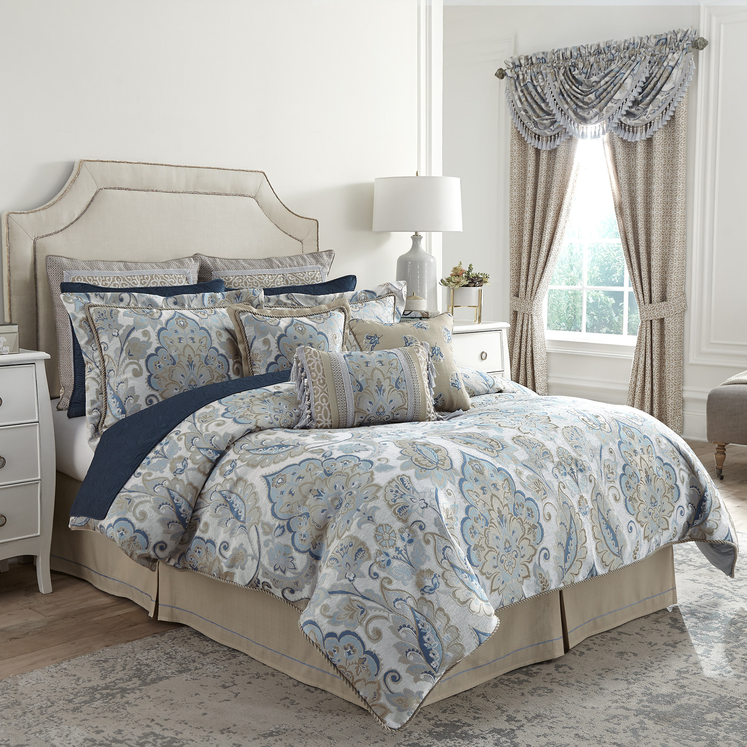 Emery by Croscill Home Fashions
