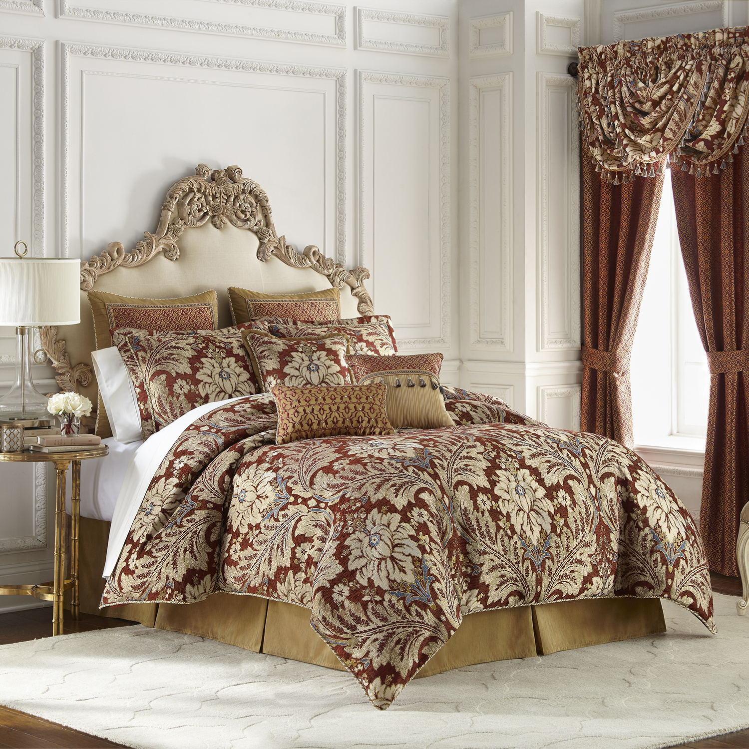 Arden by Croscill Home Fashions