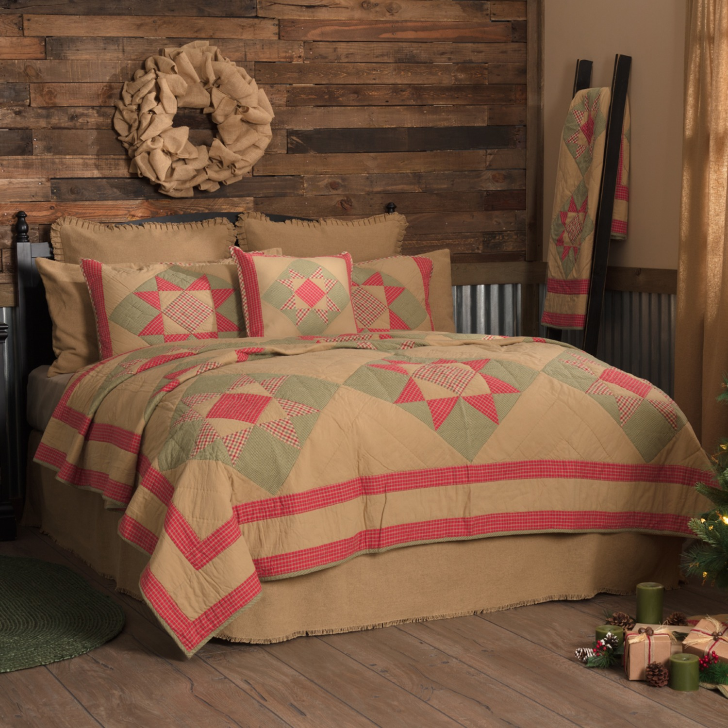 Dolly Star by VHC Brands Quilts