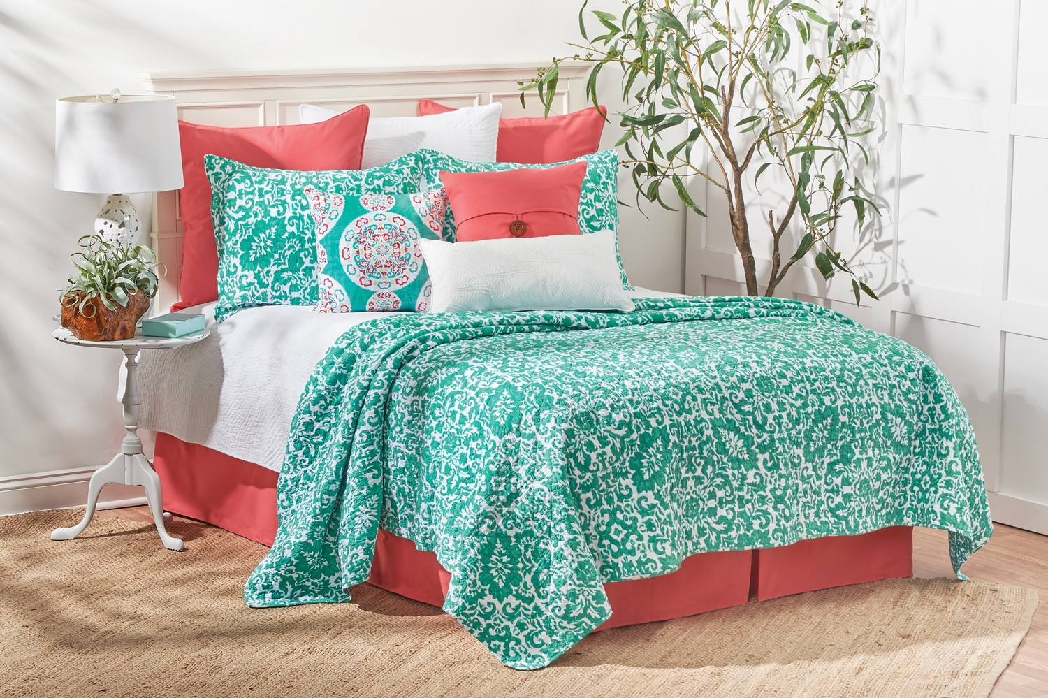 Madison Aqua by C&F Quilts
