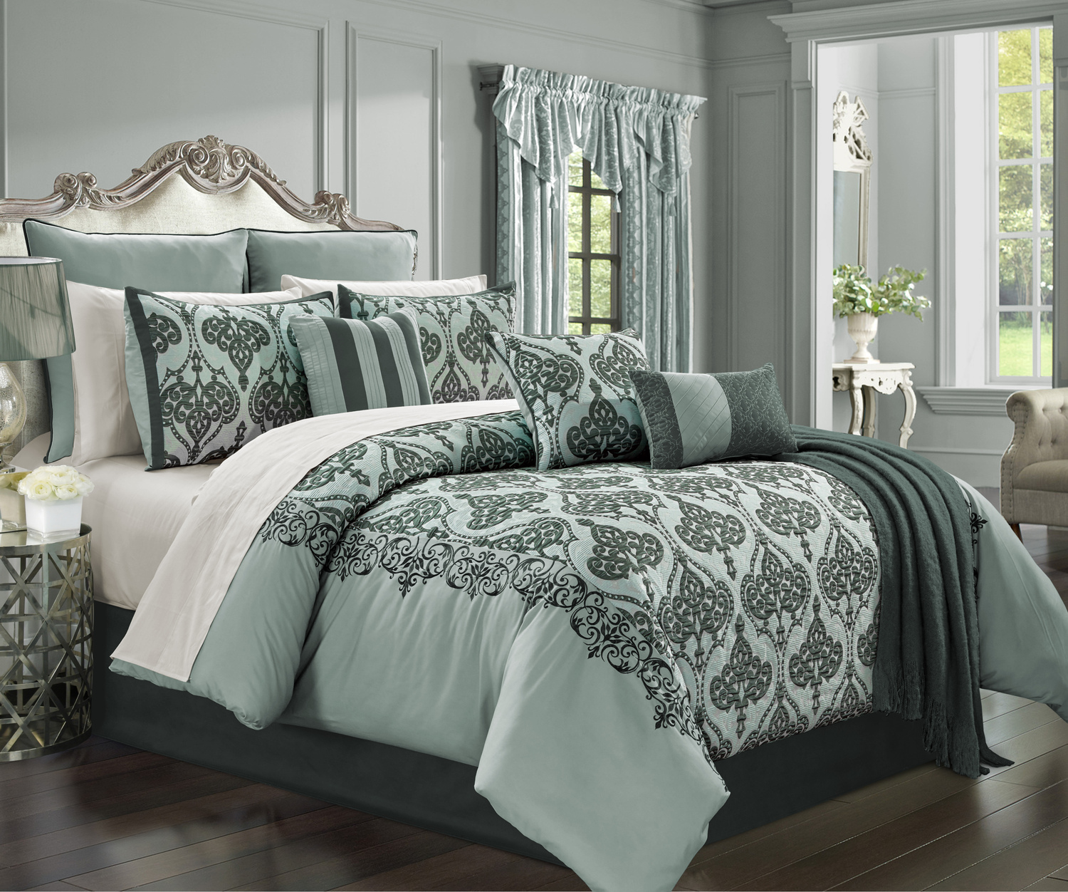 Casablanca Spa by Riverbrook Home Bedding