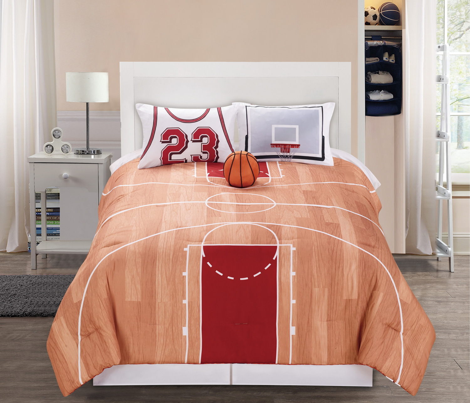B-Ball by Riverbrook Home Bedding