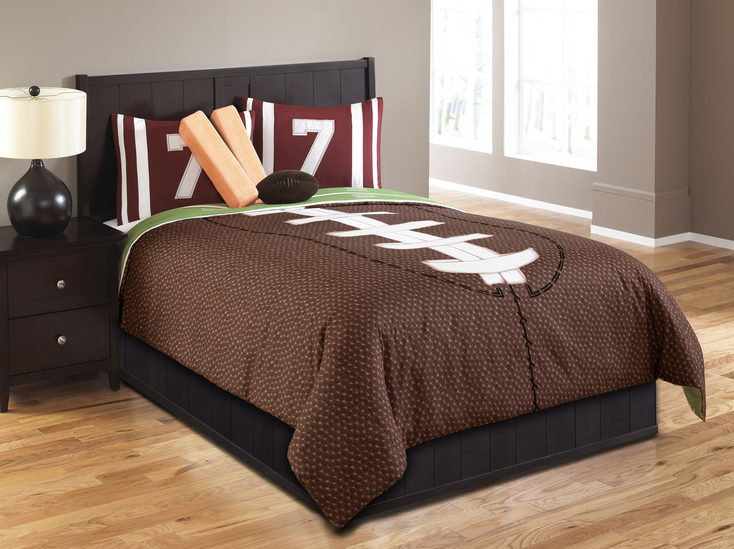 Field Goal by Riverbrook Home Bedding