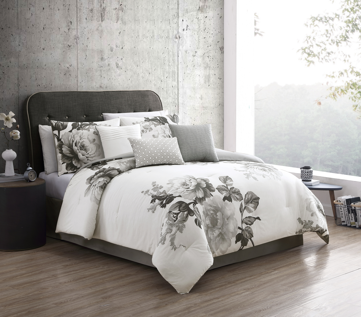 Ridgely Black by Riverbrook Home Bedding