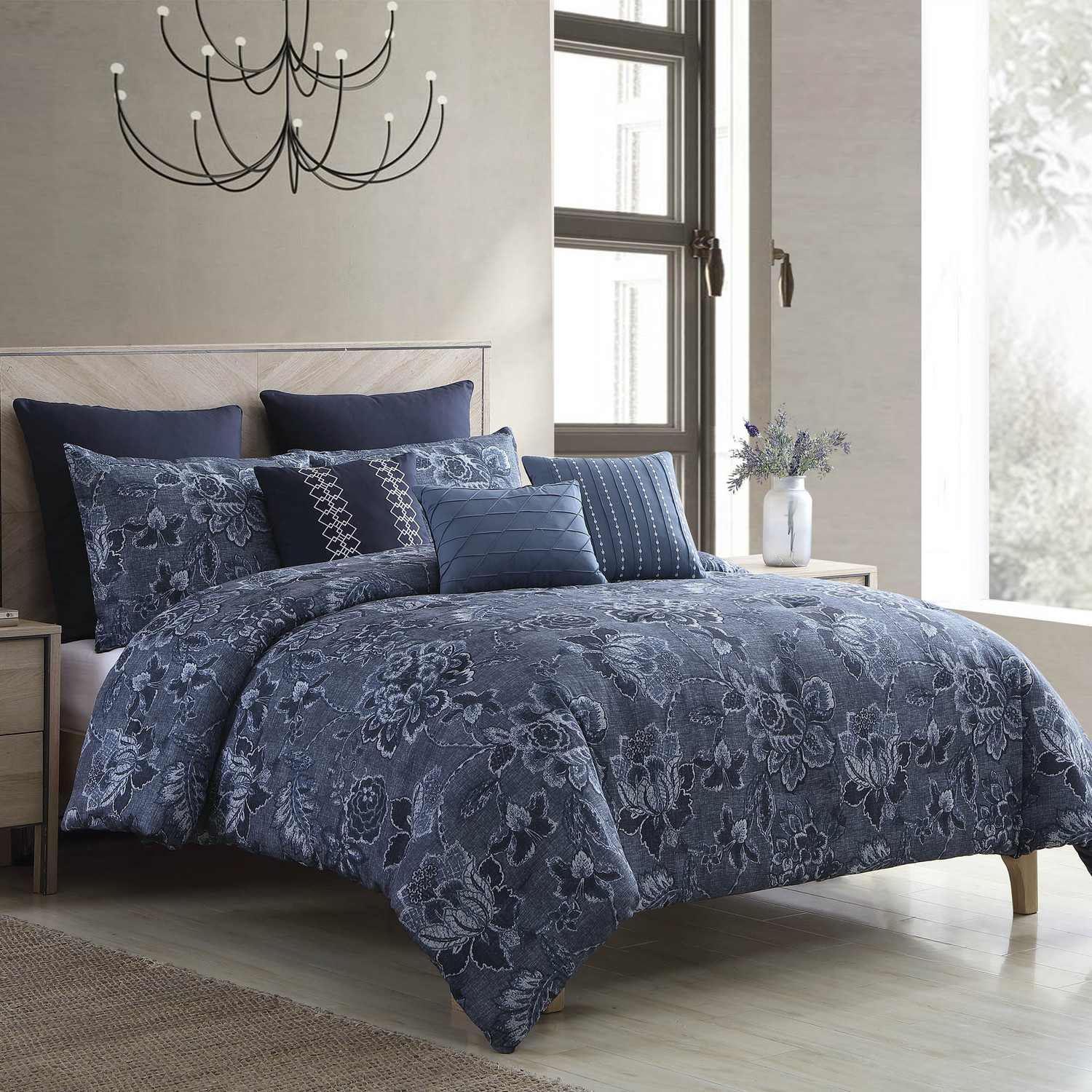Monique by Riverbrook Home Bedding
