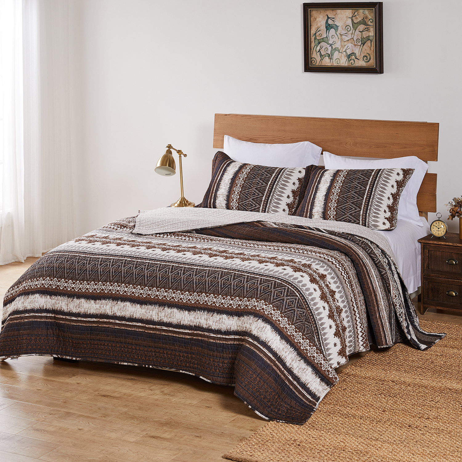 Southwest Latte by Greenland Home Fashions